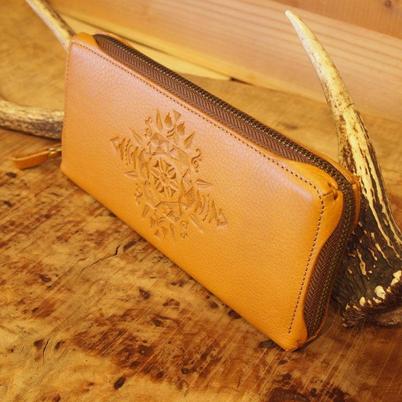 long wallet / rz-cm2-ye