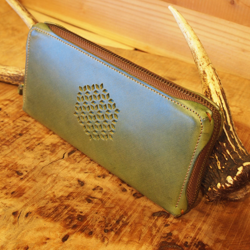 long wallet / rz-ch-gr