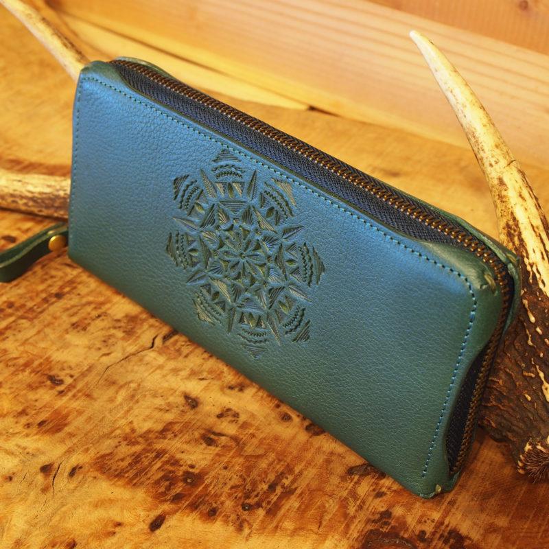 long wallet / rz-cm1-tq
