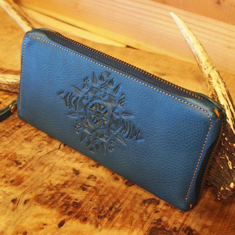 long wallet / rz-cm2-bl