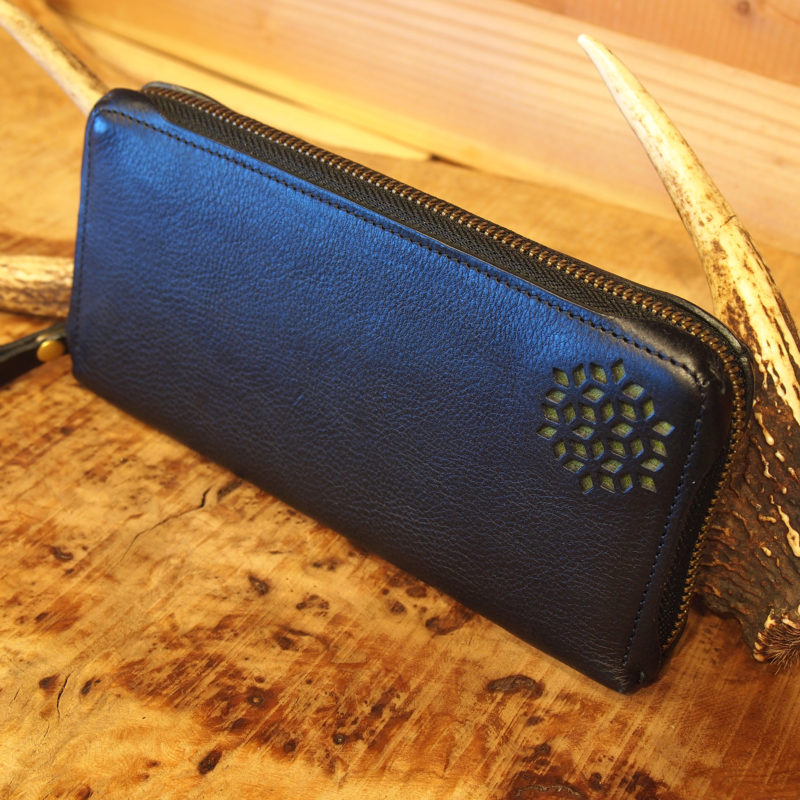 long wallet / rz-kh-bk