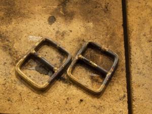 真鍮 金具 自作 DIY