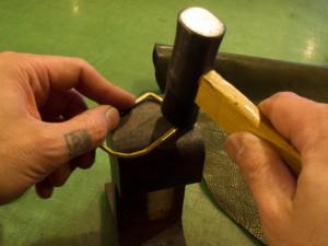 真鍮 DIY,金具 自作