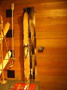 スキー 毛皮,民族 トナカイ