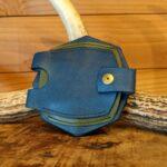 mini wallet / patta-M ブルー