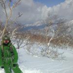 大雪山 バックカントリー,ジャパウ