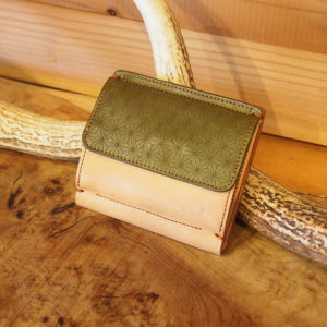 compact wallet / hekh-na